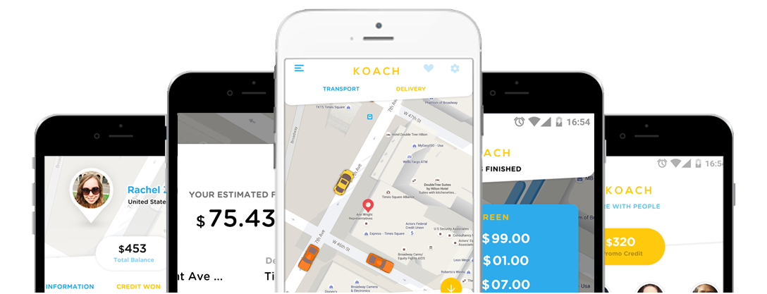 Koach-More than Ride Shares – Koach-More than just ride sharing